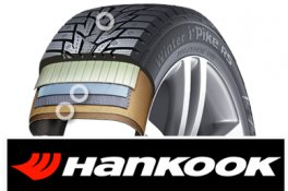Hankook 225/50R17 Winter I´Pike RS W419