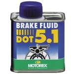 DOT 5,1 Motorex brake fluid, 250ml