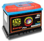 battery for boats and for caravans 12V 60Ah 480a -+ Energy Plus