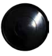 VELJEKAPSEL 65MM ( without logo), black, VW original for wheel (OE- no:3B7 601 171)
