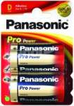 Panasonic patarei LR20 D 2tk.Pro Power