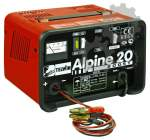TELWIN Battery charger for charging 12/24V happeakud ALPINE 20