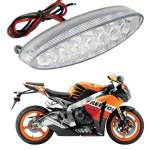 for motorcycles rear light 2 function