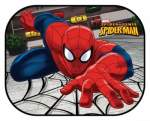 static side curtains, sunshades with suction cup Spiderman