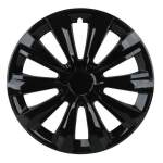wheel cover Delta black 16""