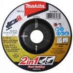 cutting disc 2-in-1 (125x2x22,23mm) sa46p makita 008838146589
