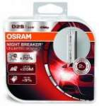 Ksenoontule pirn 12V OSRAM  D2S XENARC Night Breaker Unlimited  2 tk 4350K