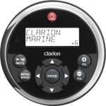 Clarion marine Waterproof stainless steel black LCD-ga Remote control CMV1/CMD6 .