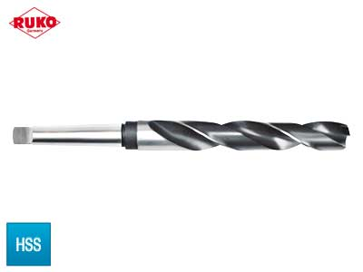 Bohrcraft 8.4mm Spiral Drill Bit DIN 338HSS-G for M10 tapping of steel or iron