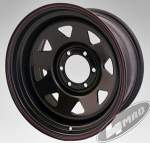 velg Off Road must 15x8 Et-25 (6x139,7)