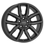 Valuvelg DEZENT TE dark, 17x7.5 5x120 ET50