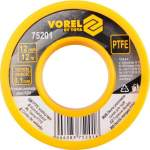 thread seal tape 12mm x0,1mm x 12m