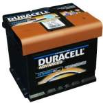 Duracell Advanced 44Ah 420A 210x175x175 -+ DA44
