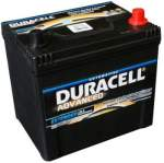 DURACELL Advanced 60Ah 510A 233x173x225 -+ DA60